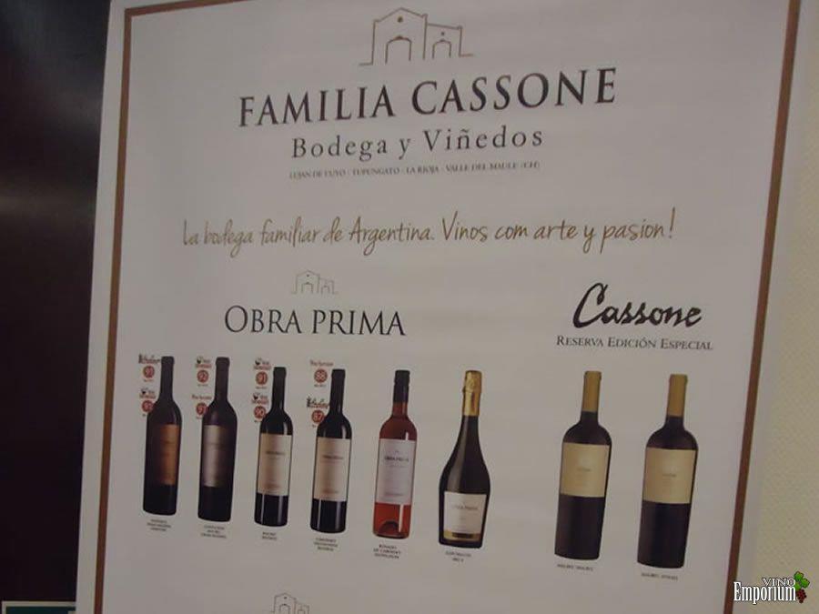 Familia Cassone Bodega y Viñedos