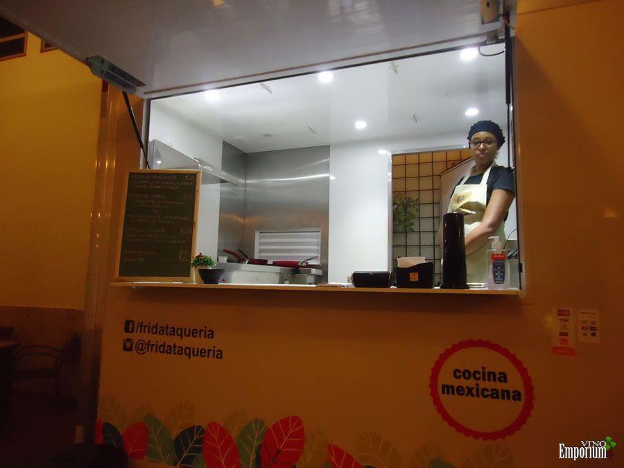 Frida Taqueria - comida mexicana