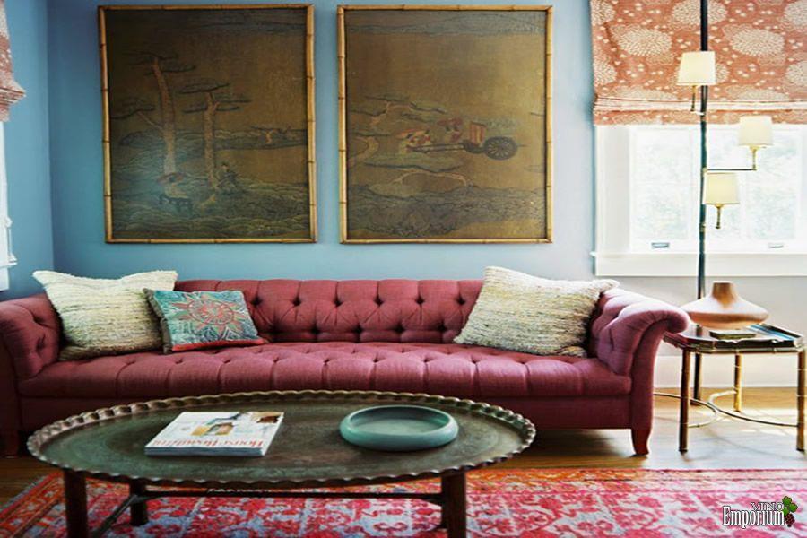 Marsala: cor que transita entre o vinho, o marrom e o vermelho remete a glamour