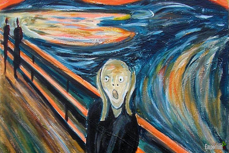 O Grito - Edvard Munch/Divulgação