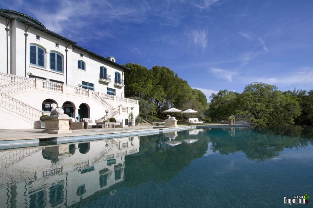 Propriedade do ator Robin Williams no Napa Valley é vendida ao Château Pontet-Canet