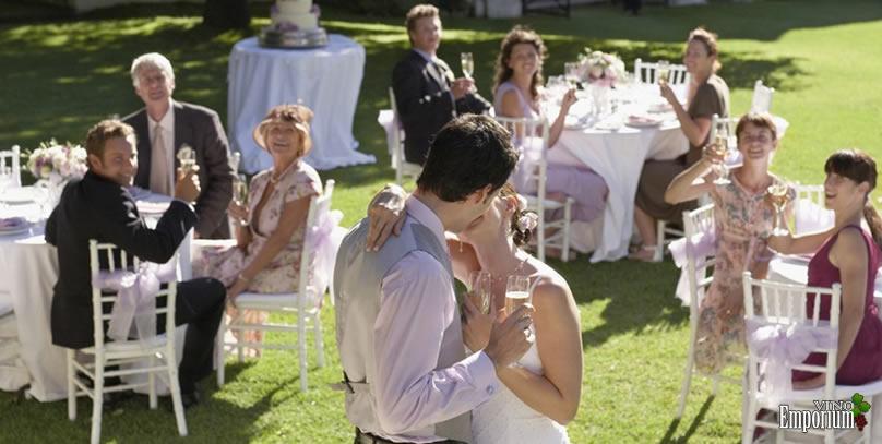 Como escolher as bebidas do casamento