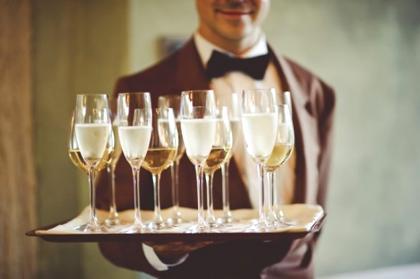 5 dicas para servir espumantes em festas