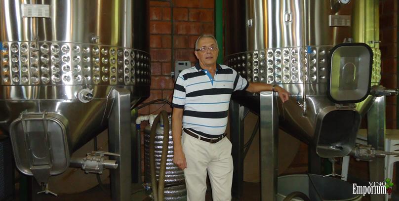 Victor Carlos Bonucci, o proprietário