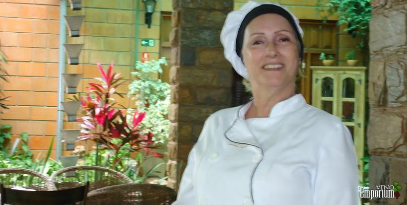 Chef Celia Bonucci