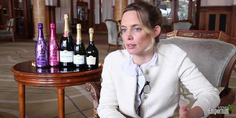 A Nova Grande Dama do Champagne