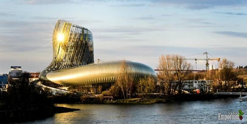 Cidade do Vinho abre em Bordeaux