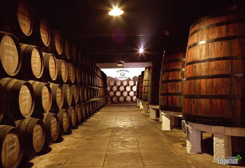 Exportação de vinho do Porto para o Brasil cresceu 3,5% até novembro
