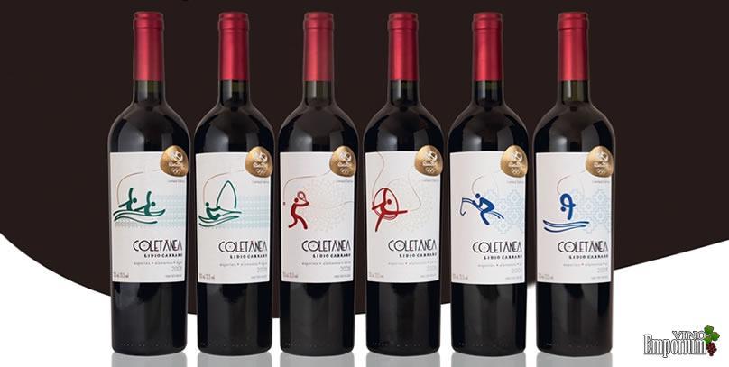 Um vinho, vários rótulos
