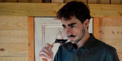 Francês viajou de bicicleta pelo Brasil para fazer documentário sobre vinho