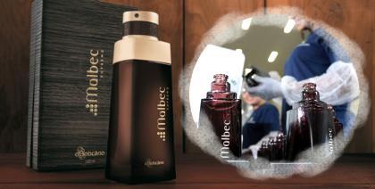 Como se faz o perfume Malbec, do Boticário