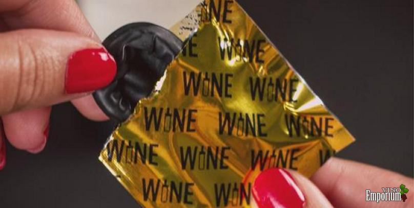 Empresa inventa preservativo para vinho