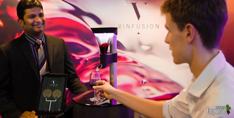 Nova invenção britânica permite que as pessoas criem seus próprios vinhos