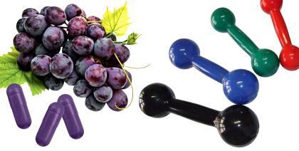 Vinho pré-treino: novo suplemento com gostinho da bebida dá um boost no exercício