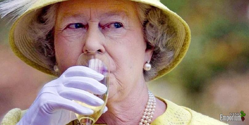 Coroa britânica põe à venda novo espumante da Rainha Elizabeth II