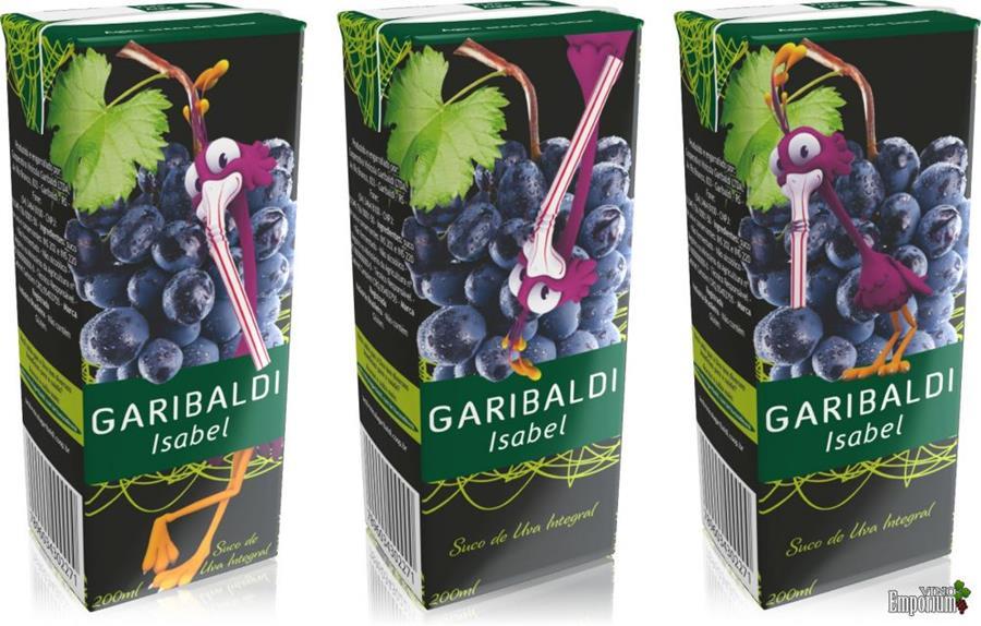 Cooperativa Vinícola Garibaldi lança primeiro suco de uva integral em embalagem da Tetra Pak de 200 ml