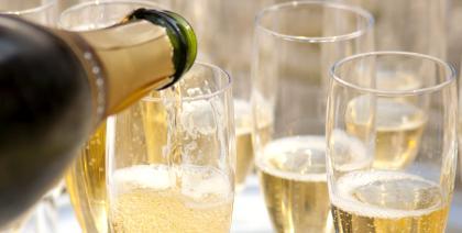 5 ótimos motivos para tomar champagne