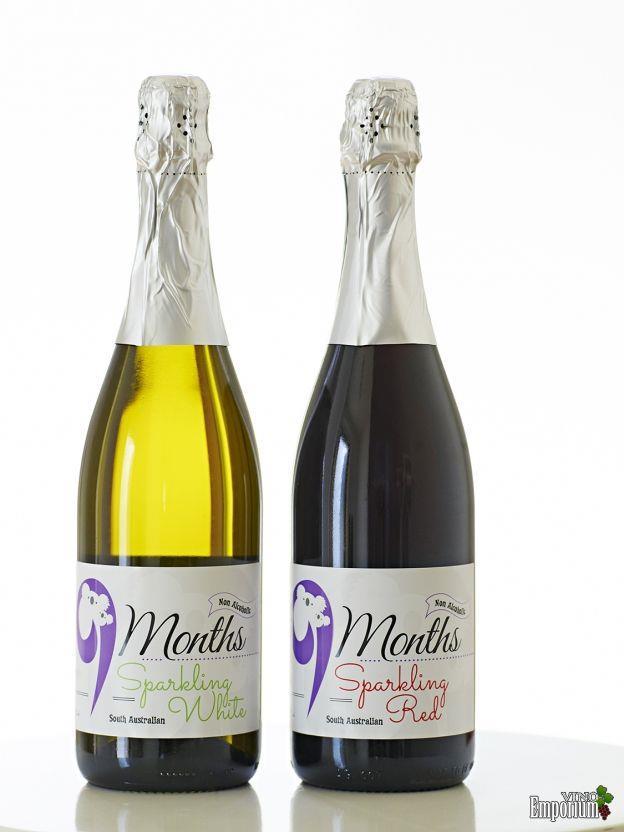 Lançado vinho para mulheres grávidas