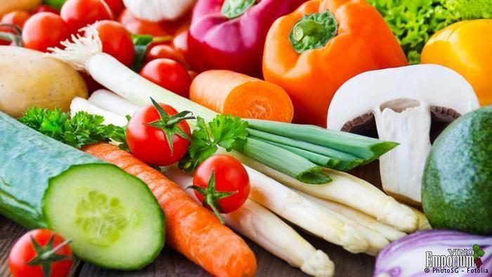 6. Legumes congelados