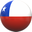 Vinhos degustados por País: Chile