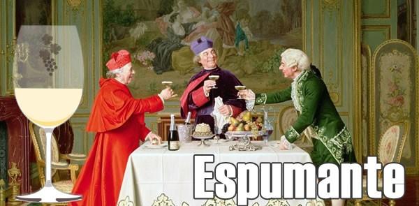 Catálogo de Vinho Espumante
