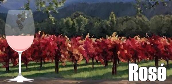 Catálogo de Vinho Rosé