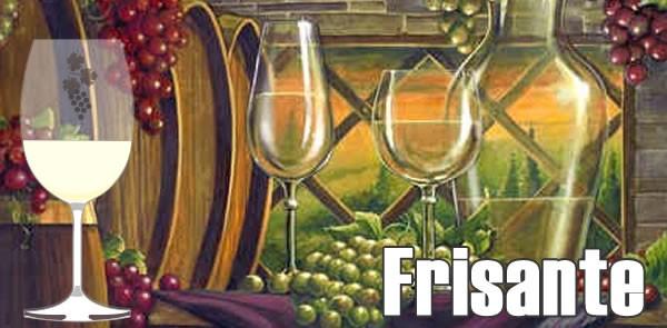 Catálogo de Vinho Frisante