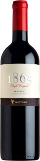 Vinho 1865 Single Vineyard - Malbec (2010)