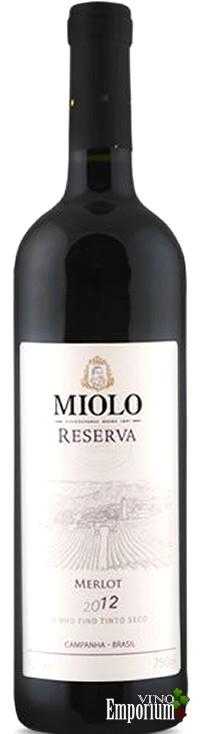 Ficha Técnica: Miolo Reserva Merlot (2012)