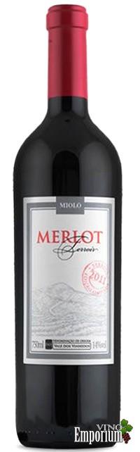 Ficha Técnica: Miolo Merlot Terroir (2011)