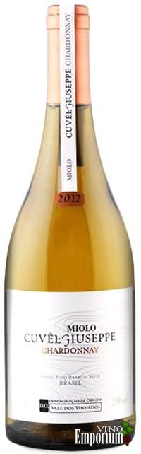 Ficha Técnica: Miolo Cuveé Giuseppe Chardonnay (2012)