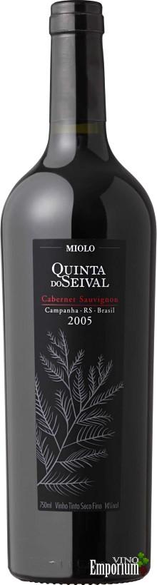 Ficha Técnica: Quinta do Seival Cabernet Sauvignon (2005)