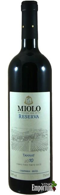 Ficha Técnica: Miolo Reserva Tannat (2010)