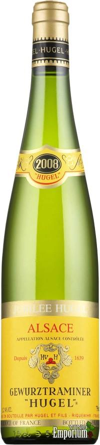 Ficha Técnica: Gewürztraminer 'Jubilée' (2008)