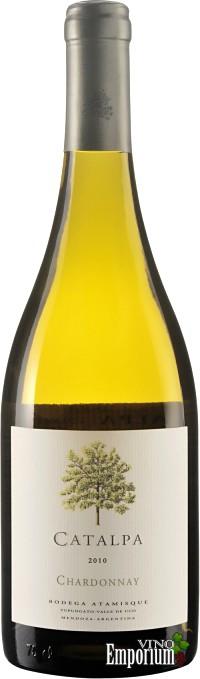 Ficha Técnica: Catalpa Chardonnay (2010)