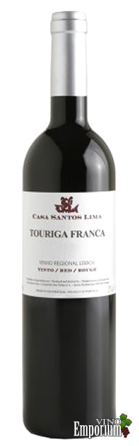 Ficha Técnica: Touriga Franca (2008)