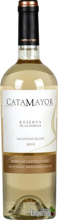 Ficha Técnica: Catamayor Sauvignon Blanc Reserva de la Familia (2010)
