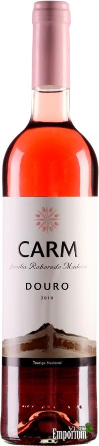Ficha Técnica: CARM Rosé (2010)