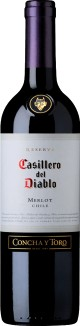 Casillero Del Diablo Reserva Merlot (2010)