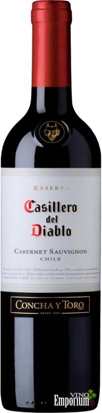 Ficha Técnica: Casillero Del Diablo Reserva Cabernet Sauvignon (2010)