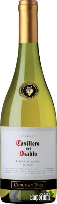 Ficha Técnica: Casillero Del Diablo Reserva Chardonnay (2008)