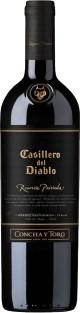Casillero Del Diablo Reserva Privada Cabernet Sauvignon - Syrah (2012)