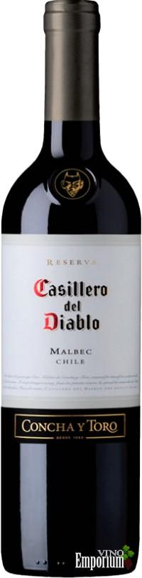 Ficha Técnica: Casillero Del Diablo Reserva Malbec (2012)