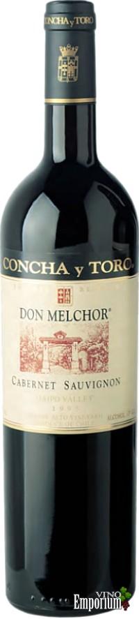 Ficha Técnica: Don Melchor Cabernet Sauvignon (1995)