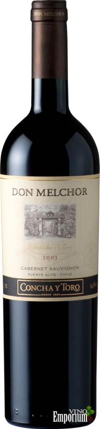 Ficha Técnica: Don Melchor Cabernet Sauvignon (2003)