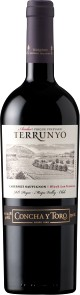 Terrunyo Cabernet Sauvignon (2001)