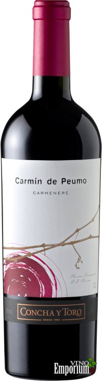 Ficha Técnica: Carmin de Peumo Carmenere (2008)