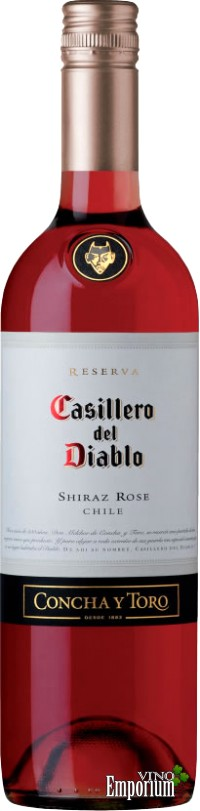Ficha Técnica: Casillero Del Diablo Reserva Shiraz Rosé (2012)