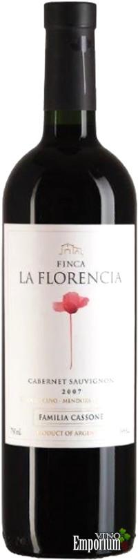 Ficha Técnica: Finca La Florencia Cabernet Sauvignon (2007)
