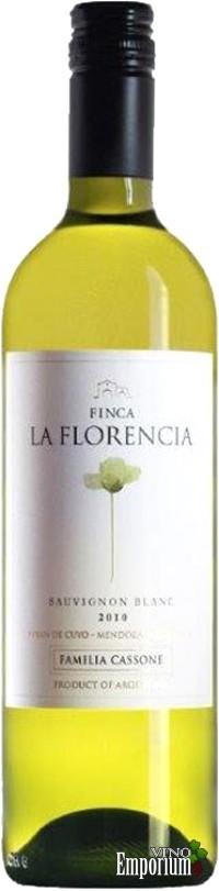 Ficha Técnica: Finca La Florencia Sauvignon Blanc (2010)